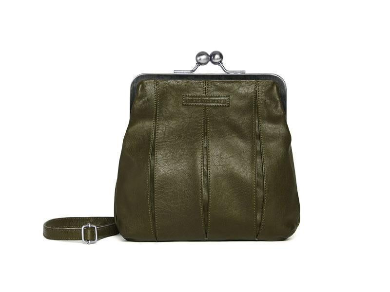 Sticks and Stones Luxembourg Bag – Ivy Green Tragevariante