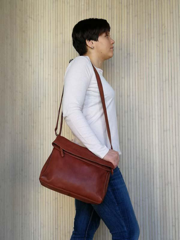 Madison Bag – Cognac