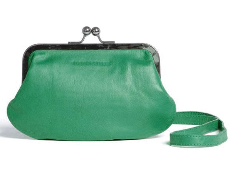 Sticks and Stones - Abendtasche Malaga - Cactus Green