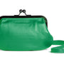 Malaga Purse – Fresh Green