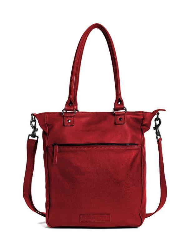 Sticks and Stones Malibu Bag – Red Tragevariante