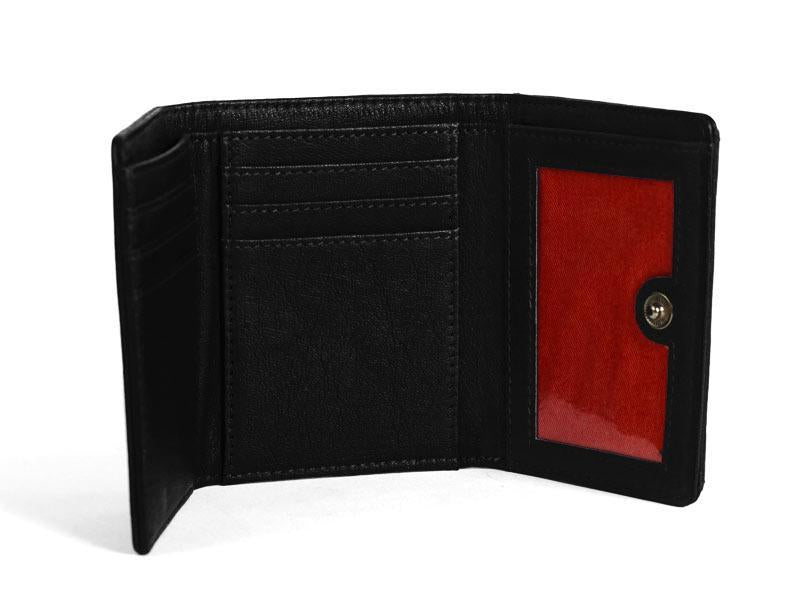 Merida Wallet – Black