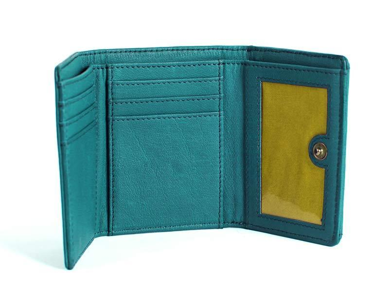 Merida Wallet – Deep Lagoon