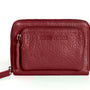 Montana Wallet – Cherry Red