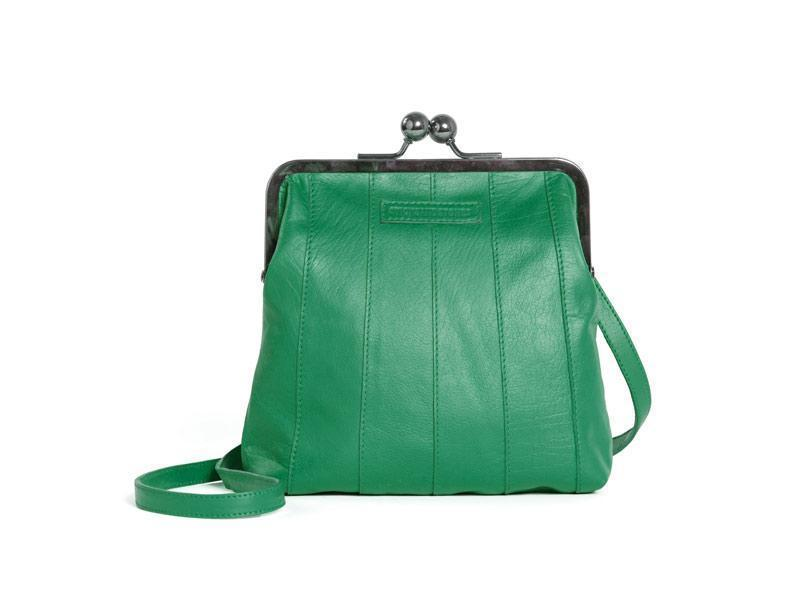 Sticks and Stones - Abendtasche Perugia - Cactus Green
