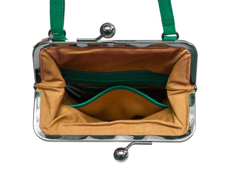 Perugia Bag – Cactus Green