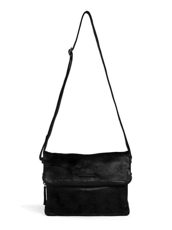 Sticks and Stones - Ledertasche Rosebery - Black