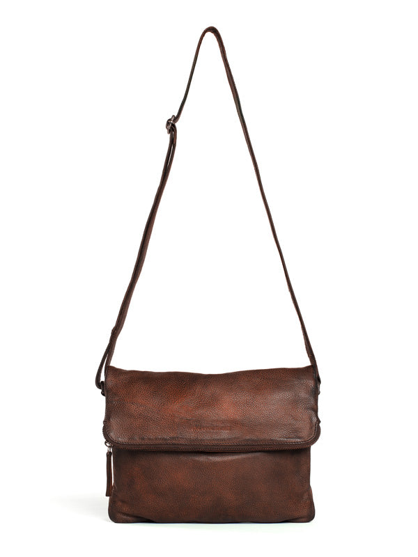 Sticks and Stones - Ledertasche Rosebery - Mustang Brown