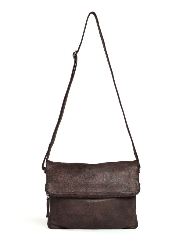Sticks and Stones - Ledertasche Rosebery - Taupe