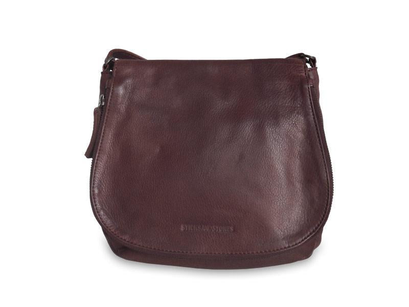Santiago Bag – Burgundy