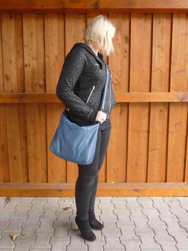 Savona Bag – Denim Blue