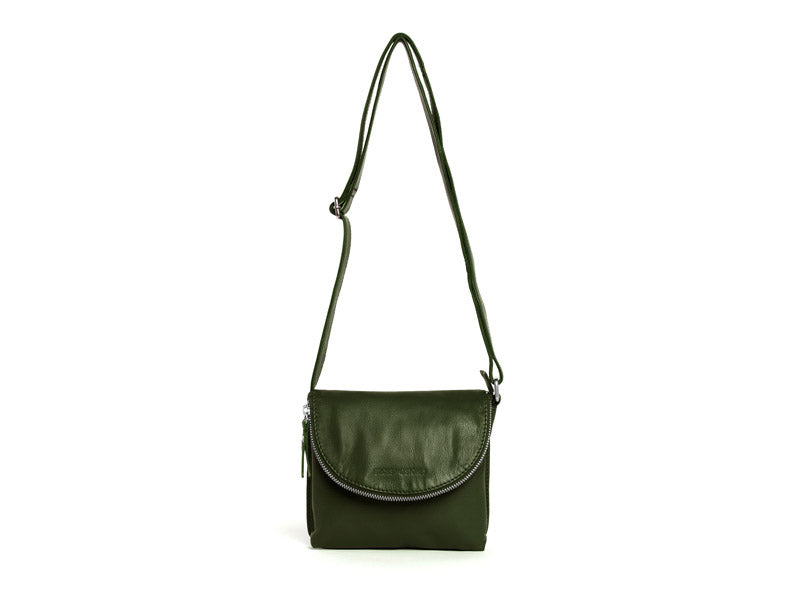 Sticks and Stones Toledo Bag - GO - Dark Olive