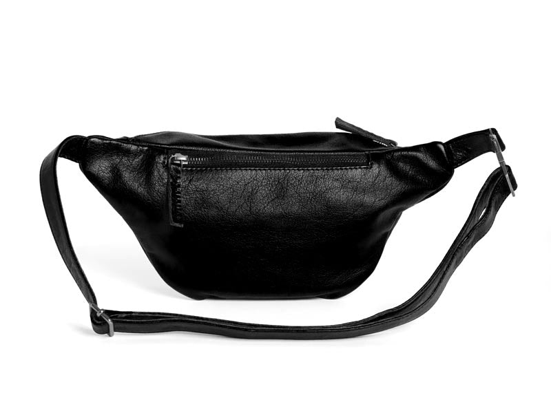 Sticks and Stones - Gürteltasche Toronto Bag - Black Rückseite