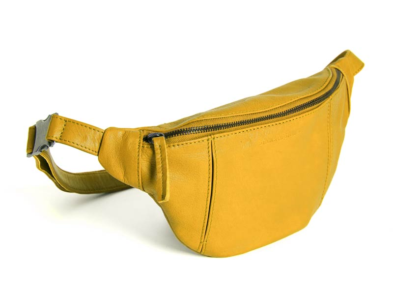 Sticks and Stones - Gürteltasche Toronto Bag - Yellow