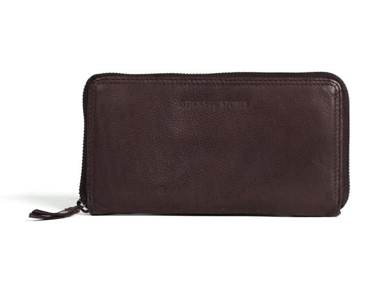 Sticks and Stones Venice Wallet – Burgundy Tragevariante