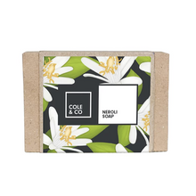 Load image into Gallery viewer, Cole & Co Neroli Soap - Sero Zero Waste Newport