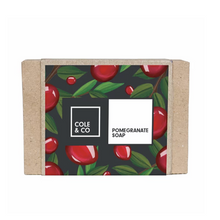 Load image into Gallery viewer, Pomegranate Cole & Co Soap Bar - Sero Zero Waste Newport