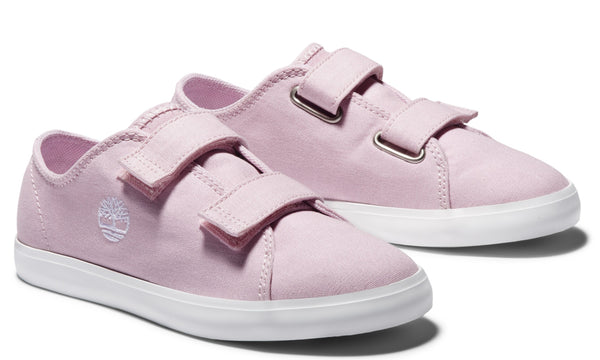 Timberland Newport Bay Oxford Canvas Shoes, Pink