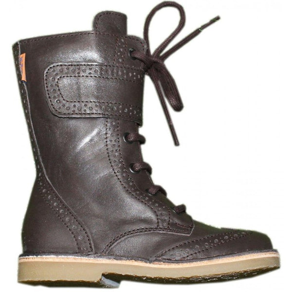 Petasil Clipper Boots, Brown