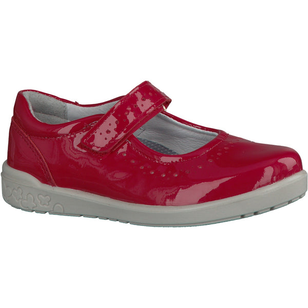 Ricosta 'Lelia' Mary Jane, Rose Pink, Red Patent , Kid's 12 UK (30 Eu)