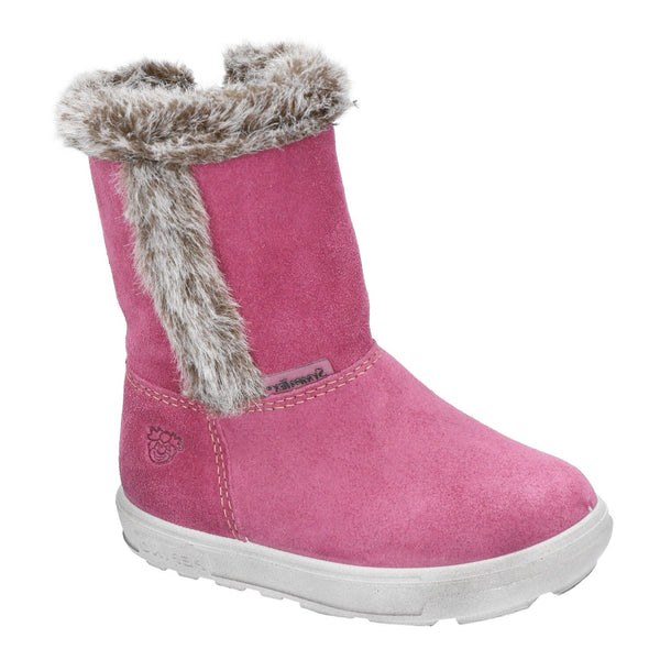 Ricosta Pepino Girl's Usky Waterproof Boots, , Fuchsia Pink, Toddler 8 UK (25 Eu)