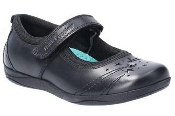 Hush Puppies Amber School Shoes, From