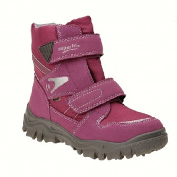 Superfit Girl's Waterproof 'Aster' Pink Snowboot, 7-00080-66,  Kid's 13 UK (32 Eu)