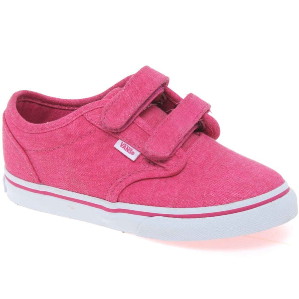 Vans Infant Atwood V Magenta / White, Infant 6 UK / 23 Eu / 6.5 US