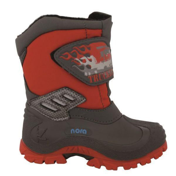 Nora 'Truckers' Snow Boot, Toddler 5 UK (22 Eu)