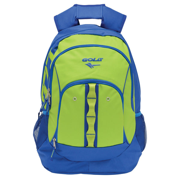 Gola Orton Backpack, Cobalt / Lime