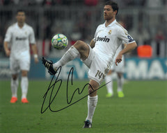 "Xabier 'Xabi' Alonso 10 x 8"" Signed Photograph"