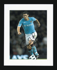 "Gareth Barry 8 x 12"" Signed Photograph"