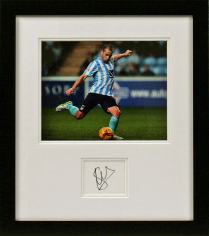 Joe Cole Original Signature
