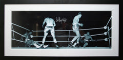 "Henry Cooper 16 x 8"" Signed Photograph"