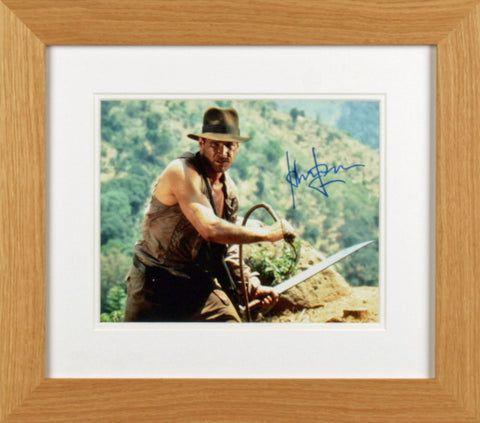 "Harrison Ford 10 x 8"" Signed Photograph"