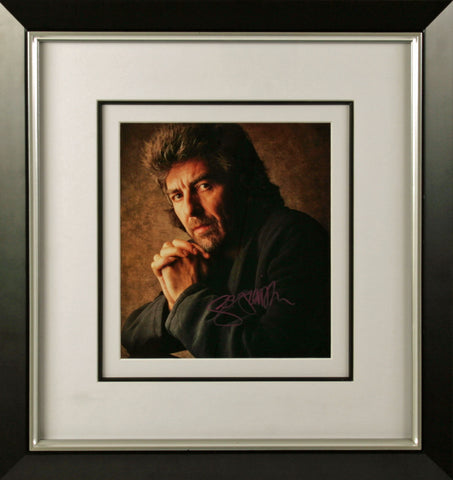 "George Harrison 11 x 14"" Signed Photograph"