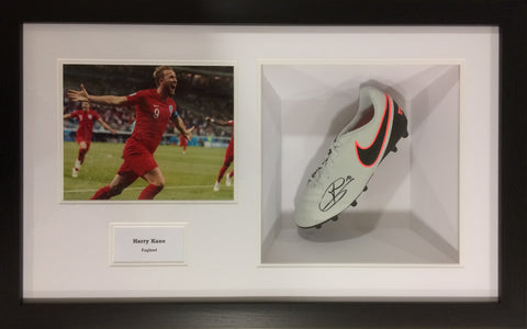 Harry Kane Signed Boot