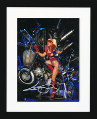 "Lady Gaga 8 x 10"" Signed Photograph"