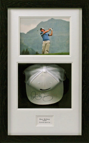 Rory McIlroy Signed Cap