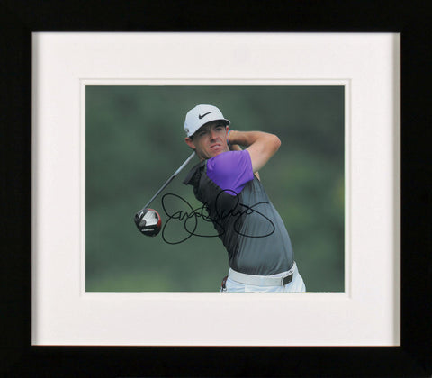 "Rory McIlroy 10 x 8"" photograph"