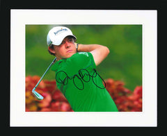 "Rory McIlroy 10 x 8"" Signed Photograph"