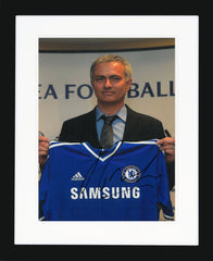 "Jose Mourinho 8 x 12"" Signed Photograph"