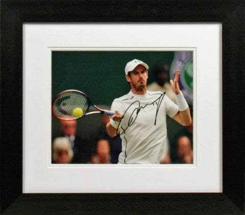 "Andy Murray 10 x 8"" Signed Photograph"