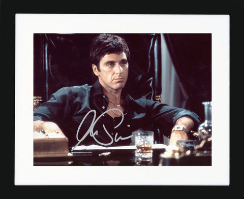 "Al Pacino 20 x 16"" Signed Photograph"