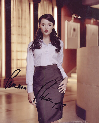 "Emma Pierson 8 x 12"" Signed Photograph"