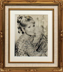 "Debbie Reynolds 8 x 10""  Signed photograph"