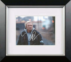 "Mickey Rourke 8 x 10"" Signed Photograph"