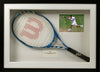 Pete Sampras Signed Racket