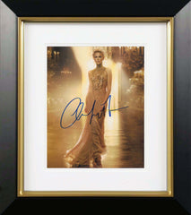 "Charlize Theron 8 x 10"" signed Photograph"