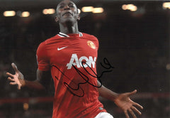 "Danny Wellbeck 12 x 8"" Signed Photograph"